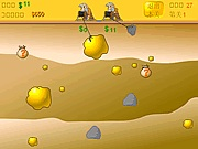 Gold miner two players horg�sz j�t�kok